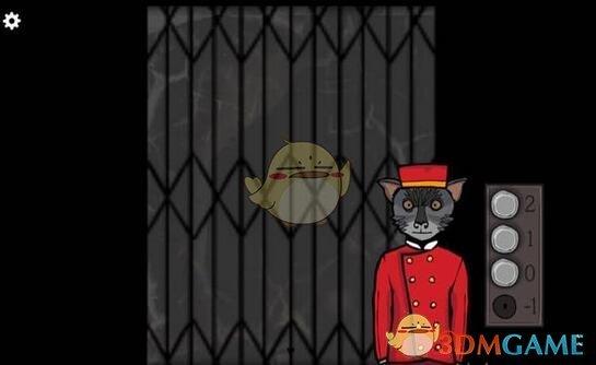 《锈湖:旅馆》兔子房间第2关攻略