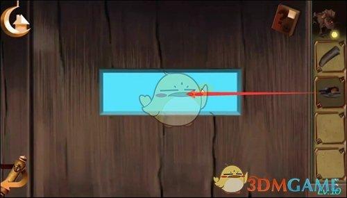 《密室逃脱绝境系列5海盗船》第10关攻略