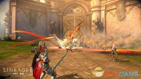 《天堂2:血盟》手游攻城战玩法介绍