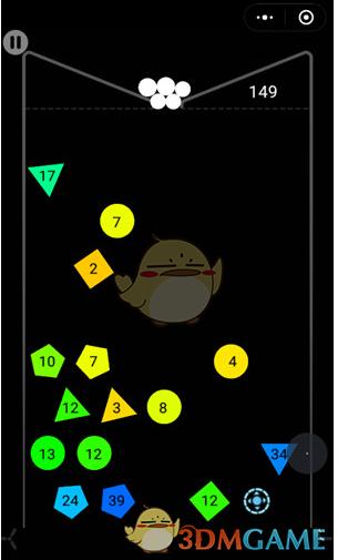 《微信》物理弹球卡顿解决方法