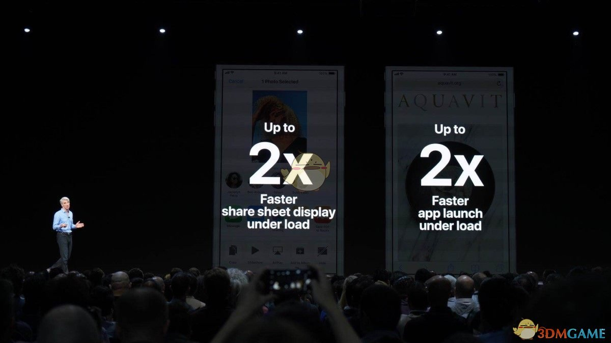 苹果WWDC2018发布内容全汇总