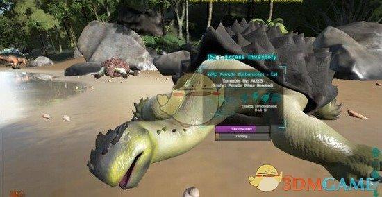 《方舟:生存进化》新手驯龙攻略