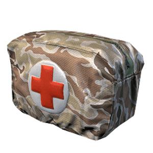 《绝地求生:刺激战场》医疗包图鉴