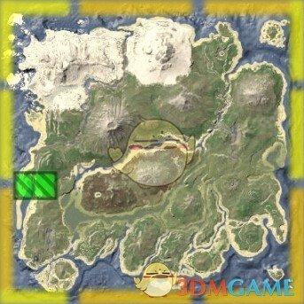 《方舟:生存进化》菊石图鉴