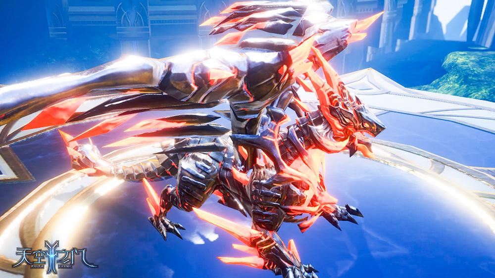 超强载具刷新游戏体验 《天空之门》删档测试今日火爆开启