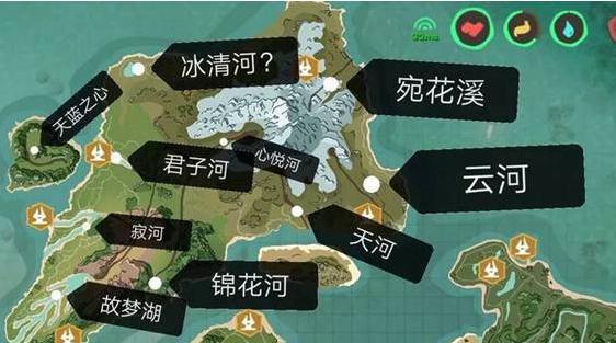 《创造与魔法》小丑鱼在哪钓?小丑鱼分布位置介绍