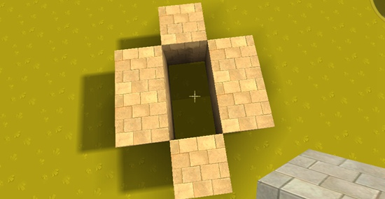 《迷你世界》陆行船制作方法