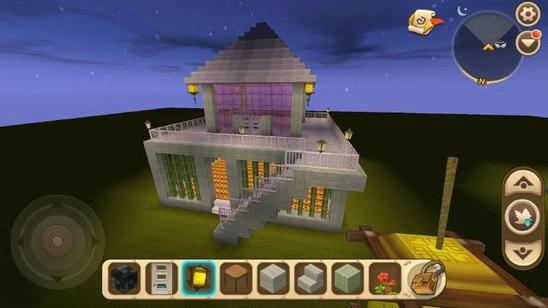 迷你世界怎样做别墅