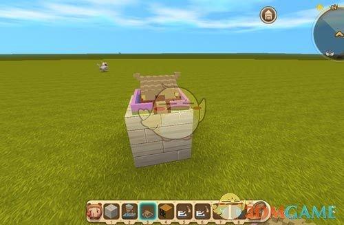 《迷你世界》模型工作台使用方法