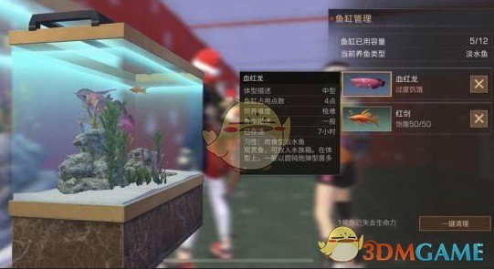 《明日之后》淡水鱼血红龙获取攻略
