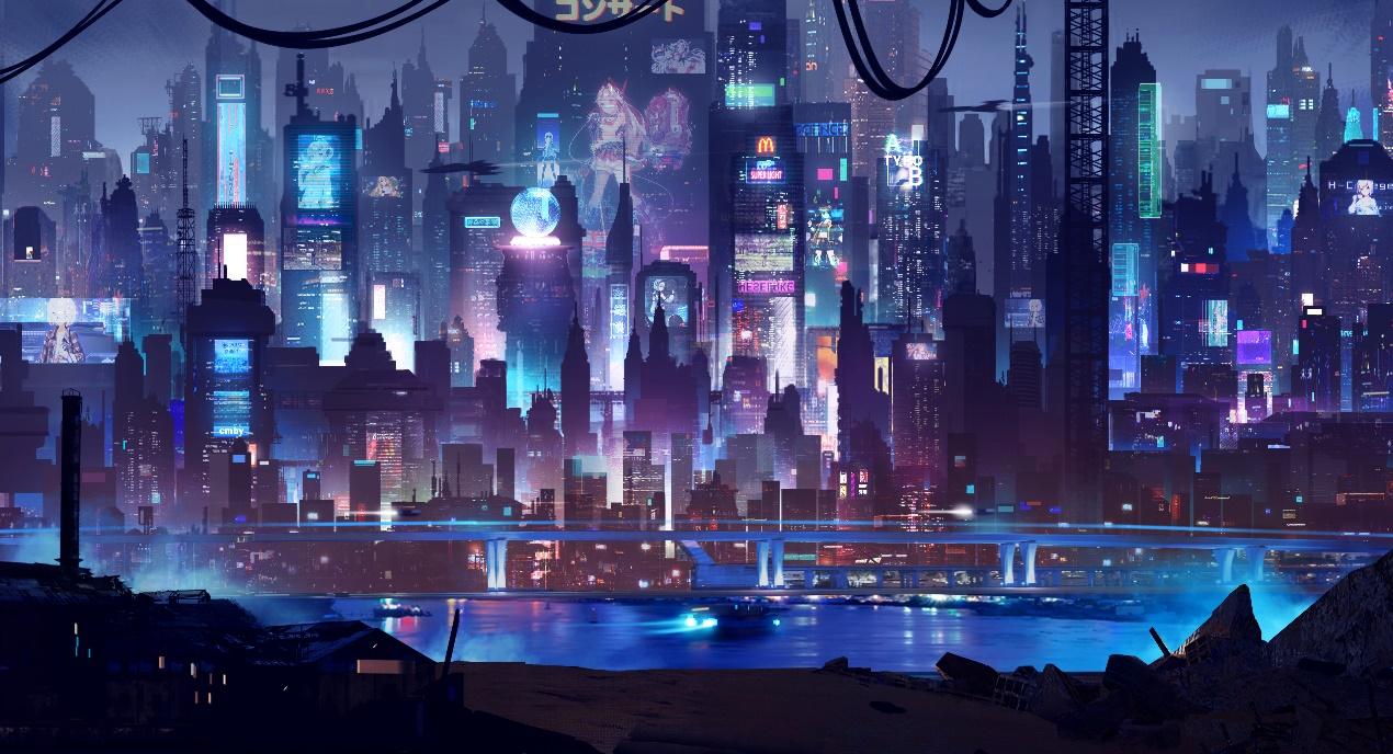 《魂器学院》10月11日全平台首发 世界观PV首曝赛博朋克世界
