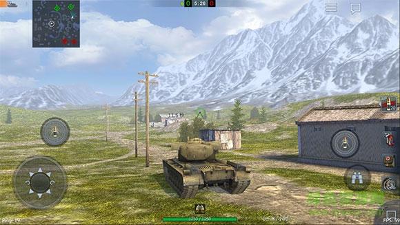 坦克世界闪击战游戏下载