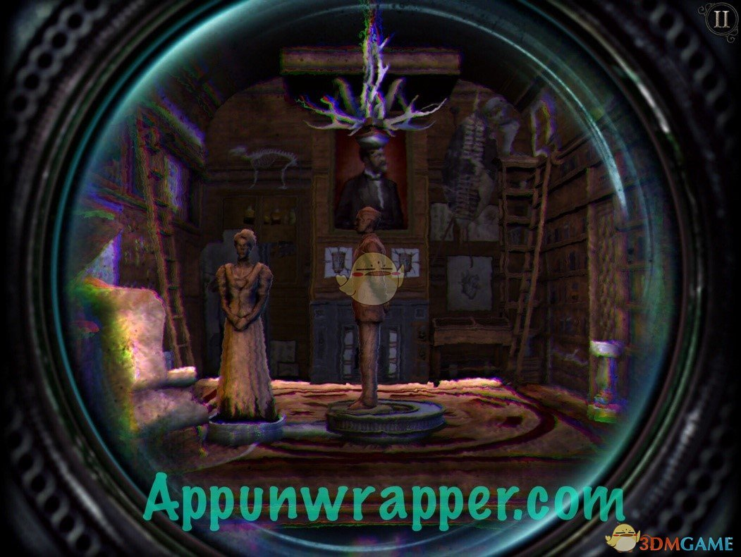 《迷室:往逝》第9关图文攻略——房间九阁楼