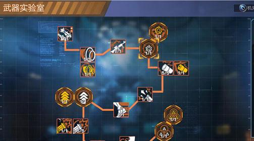 《魂斗罗:归来》机关枪武器实验室玩法