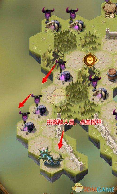 《剑与远征》新奇境迷霭之森详细通关路线图攻略