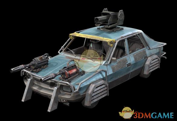 《和平精英》火力对决2.0全载具使用评测