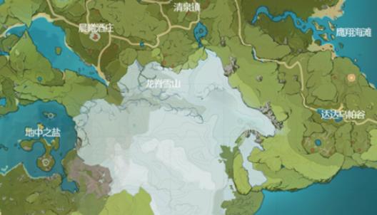 《原神》龙脊雪山至冬国开启时间介绍